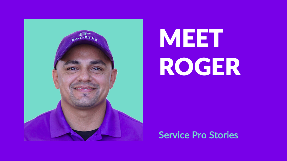 Service Pro Stories: Meet Roger!