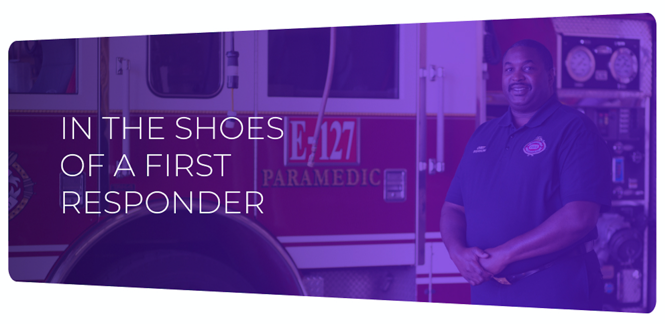 In The Shoes Of A First Responder
