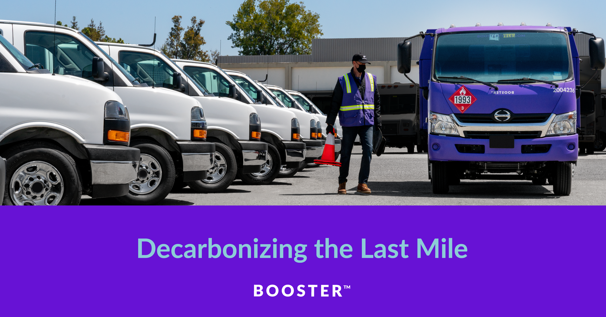 Decarbonizing the Last Mile for Fleets